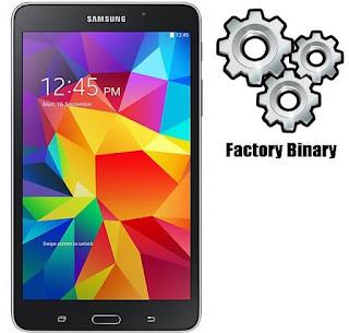 روم كومبنيشن Samsung Galaxy TAB 4 403SC