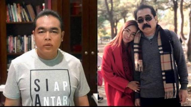 Penampilan Baru Adam Suseno, Suami Inul Daratista Cukur Kumisnya, Ternyata Demi Ini