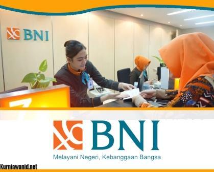Besaran Gaji Pegawai Bank BNI Terbaru