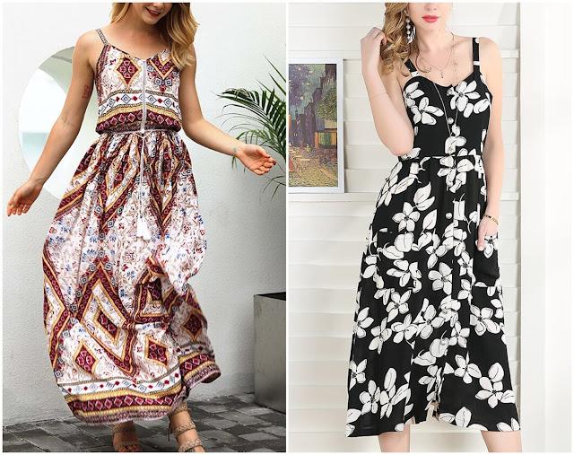 Vestidos primavera/verão da loja Talever.com