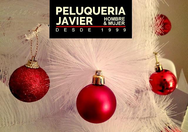 Peluquería Javier os desea ¡Feliz Navidad!