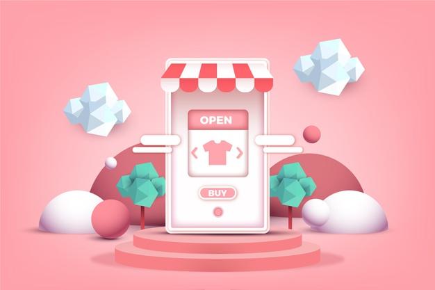 Jasa pembuatan website toko online (marketplace) terbaik, terlengkap, full support, dan Super SEO.