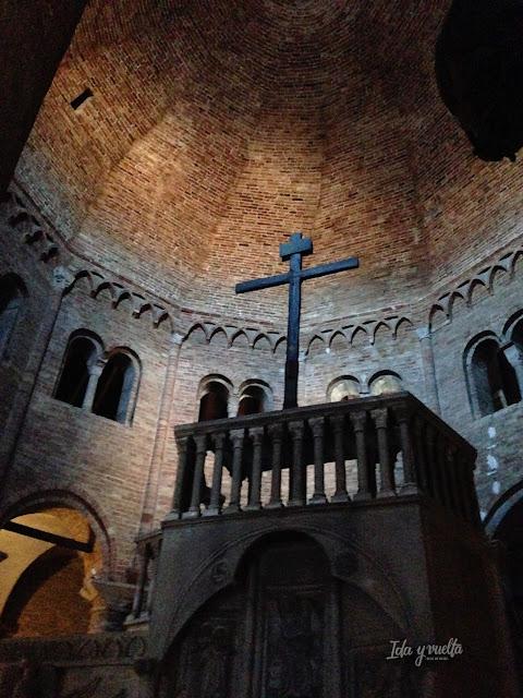 Santo Stefano Bolonia Iglesia Santo Sepulcro