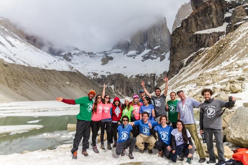 Tu Mejor Huella inicia campaña escolar en todo Chile para la construcción de los senderos de las Torres del Paine [Comunicado de Prensa]