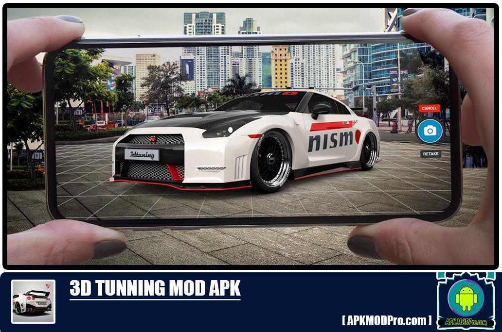 Download 3D Tunning MOD APK