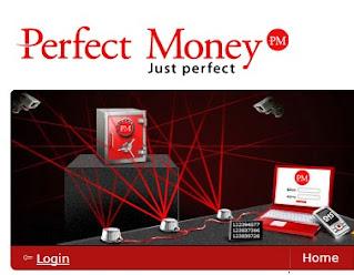 perfect money account