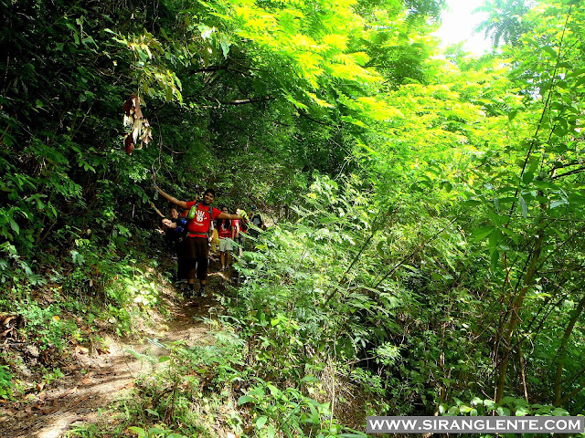 Mt. Tibig hiking itinerary