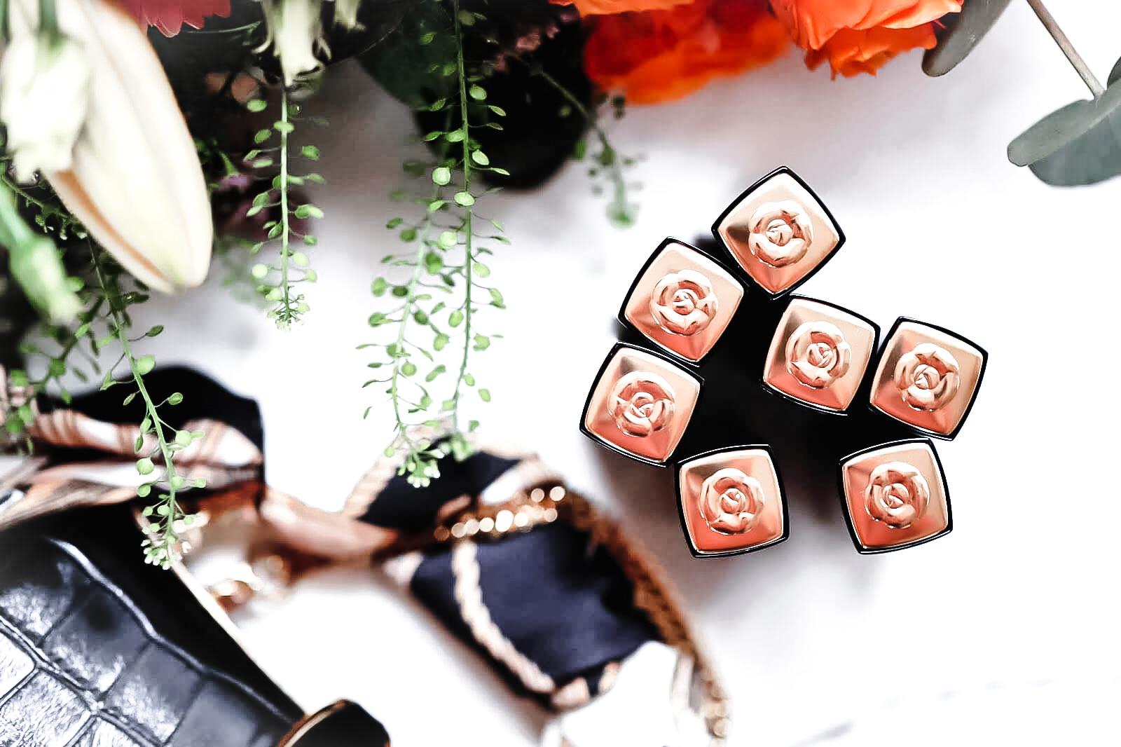 Chanel Rouge Allure Camélia avis