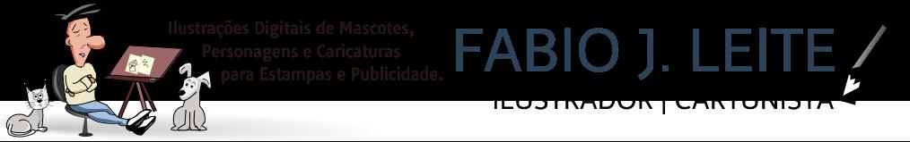 Fabio J. Leite | Ilustrador