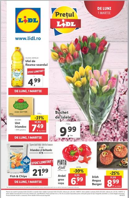 LIDL Catalog - Brosura 01-07.03 2021→ Aktiveaza Cupoanele