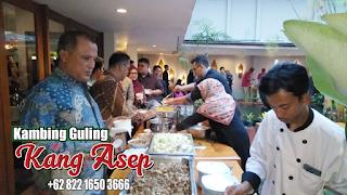 stall catering kambing guling di cimahi untuk pernikahan