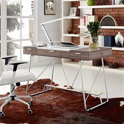 Mid Century Modern Office Interiors