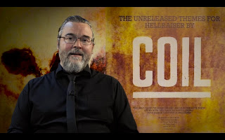 Stephen Thrower discusses Coil, Clive Barker and  The Unreleased Themes For Hellraiser