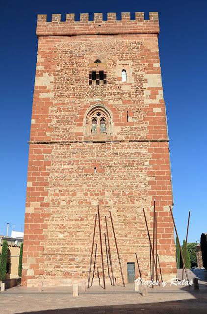 Torreón de Don Juan José de Austria, Alcázar de San Juan