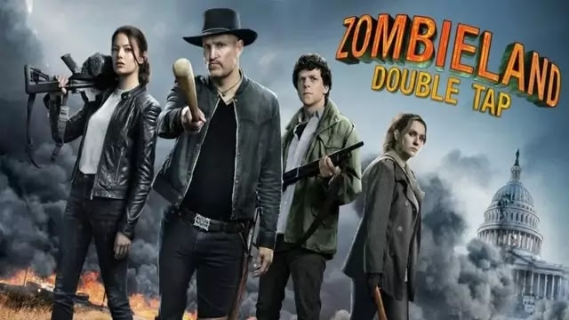 Zombieland double tap movie review Hollywood film - Uslis