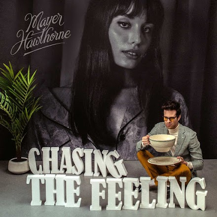 Chasing the Feeling von Mayer Hawthorne co-written & produced by SebastiAn   Song of the Day