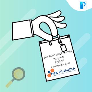 Cara Membeli Paket Nex Parabola