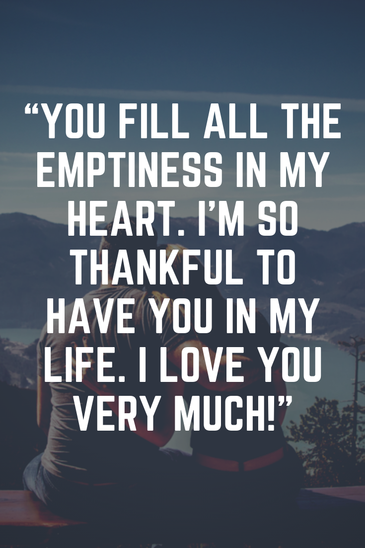 35 Beautiful Romantic Messages to Send Your Wife On Wife ...