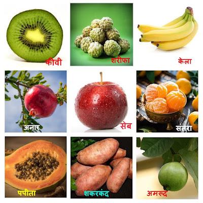 सर्दी में खाए जाने वाले 10 फलों के नाम और इनके फायदे   winter fruit names in hindi