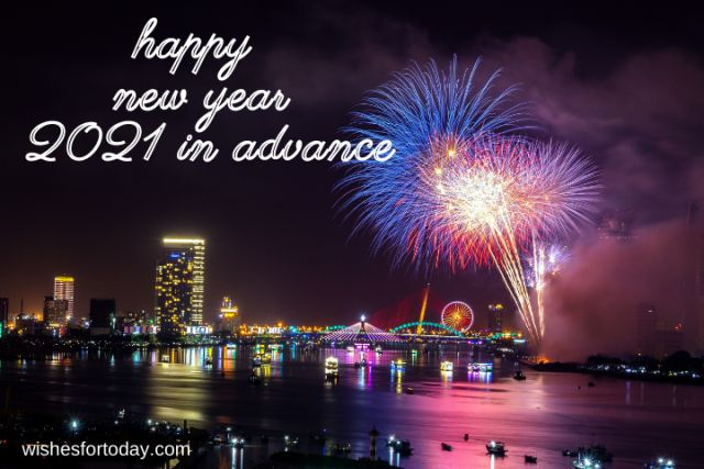 Happy new year 2021 in advance images free download