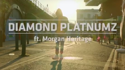 Diamond Platnumz ft Morgan Heritage - Hallelujah (haleluya) video