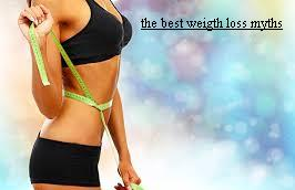 Top Weight Loss Myths