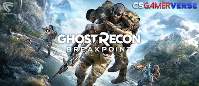 GhostRecon - Breakpoint - CSGAMERVERSE Exclusive