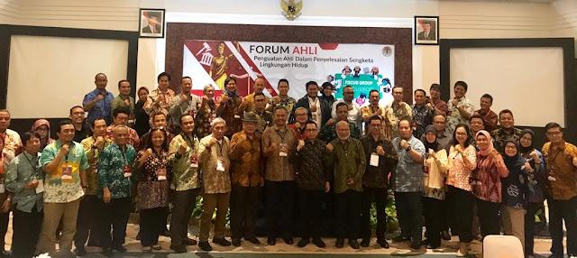 40 Ahli Sepakat Dukung Upaya Penegakan Hukum Lingkungan dan Kehutanan