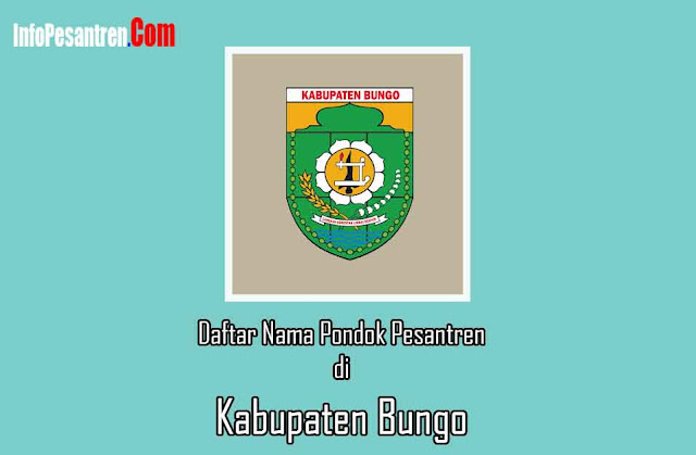 Pesantren di Kabupaten Bungo