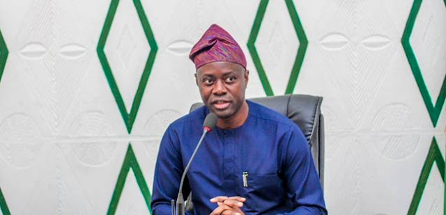 COVID-19: Seyi Makinde tested positive