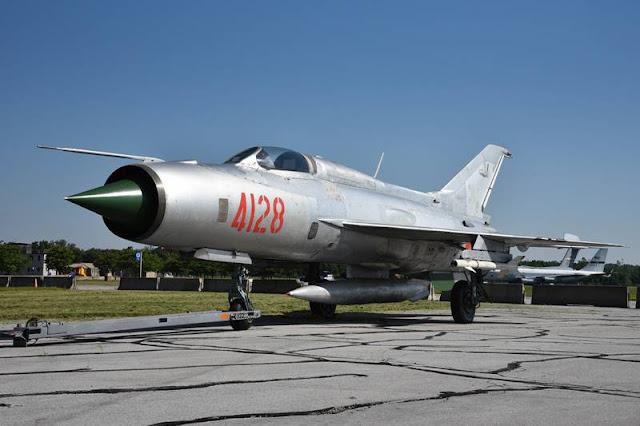 4477 Squadron Constant Peg MiG
