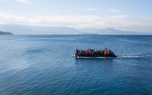 Πάνω από 220 αφίξεις στα ελληνικά νησιά το τελευταίο 24ωρο
