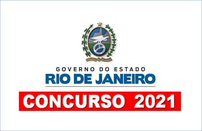 Concurso público RJ: mais de 7 mil vagas para níveis médio e superior em 2021. Saiba Mais