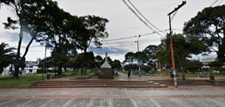 PARQUE SANTA ISABEL | LOS MARTIRES