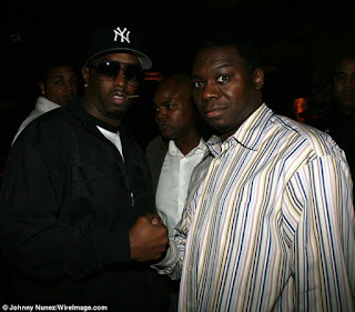 Diddy Jimmy Henchman