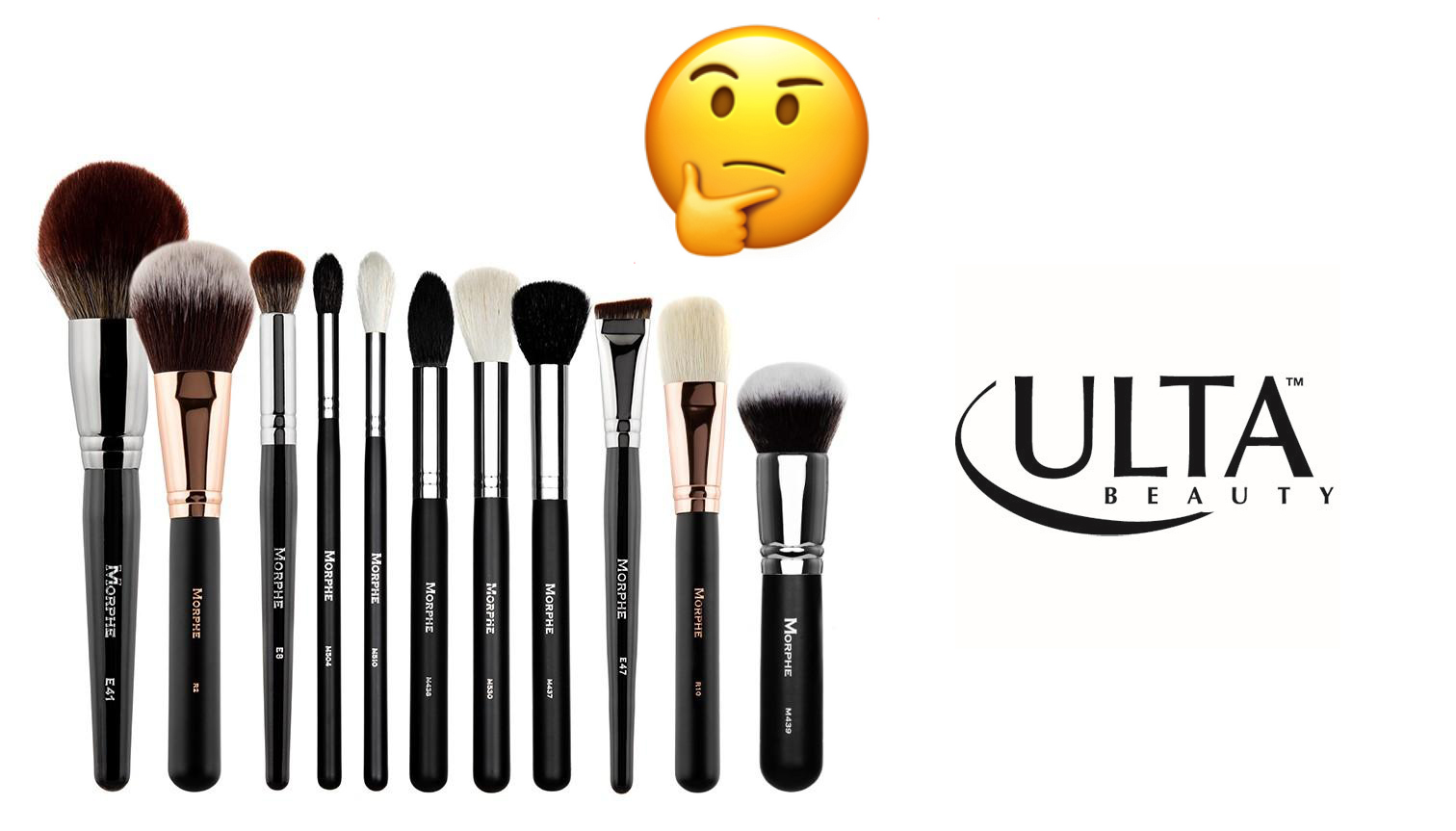Is Morphe Brushes Coming to Ulta Beauty Stores October 2017? (UPDATE: Morphe Is Coming to Ulta!)