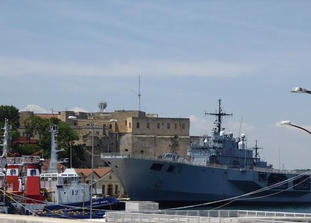 Castello di Federico II a Brindisi