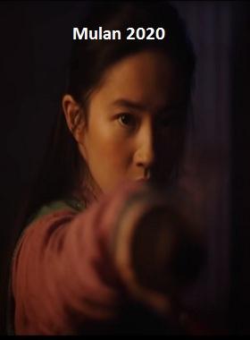 فيلم Mulan 2020 الصيني مترجم