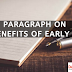 Now write a paragraph on the Benefits of Early Rising