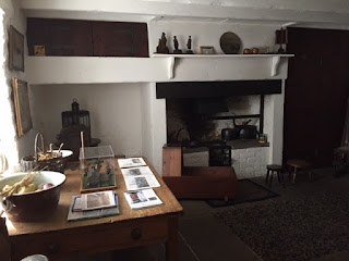 George Stephenson Birthplace Interior