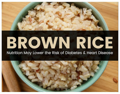 Brown rice for Diabetics