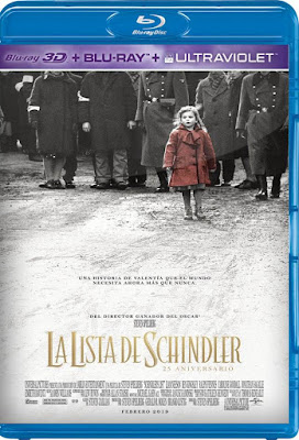 Schindler's List 1993 BDRip HD Dual Latino