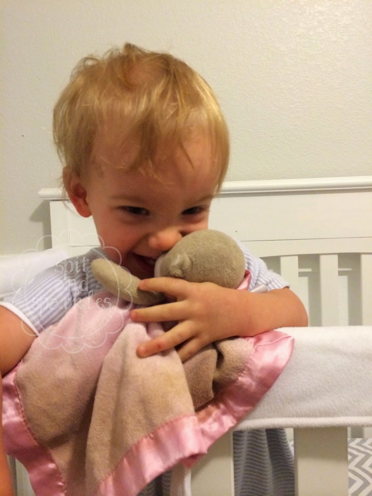 The story of a boy and his Monkey. #lovey #securityblanket #stuffedanimalcleaning
