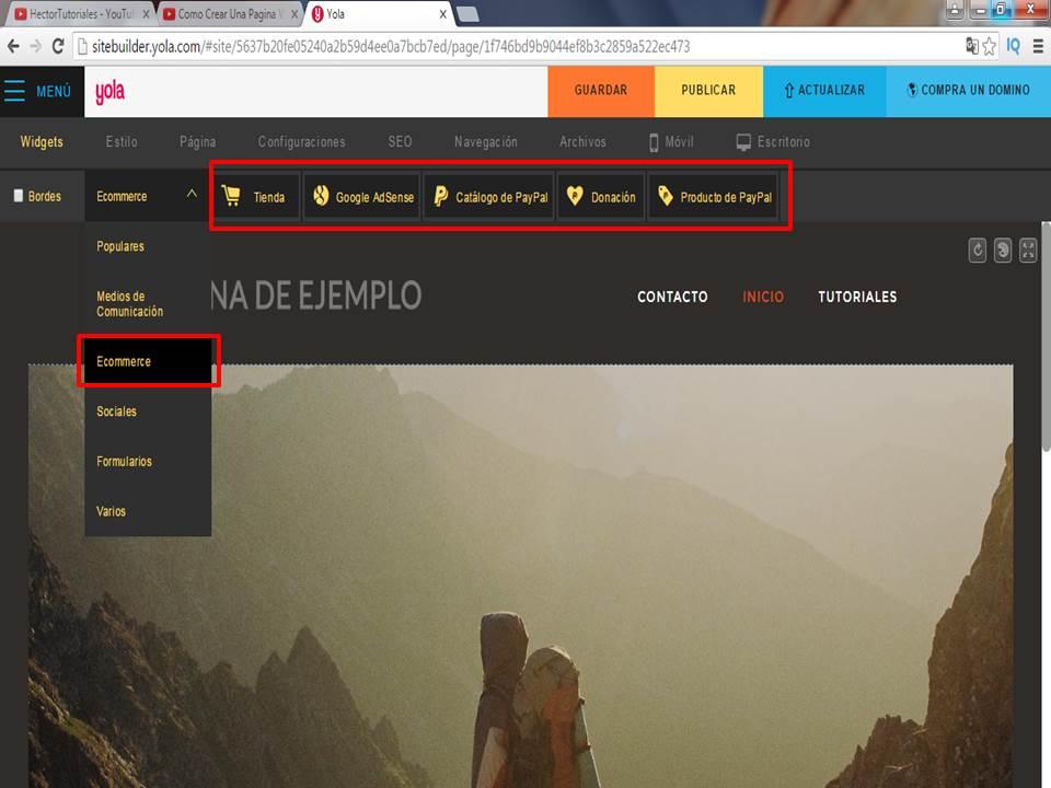 Webnode Crear Páginas Web Gratis y Rápido