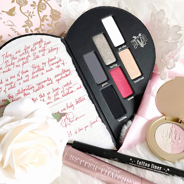 Too Faced x Kat Von D | Better Together Collection & GIVEAWAY