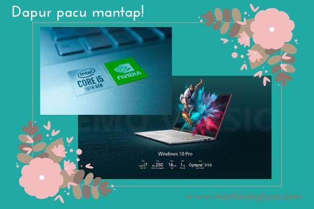 dapur pacu ASUS VivoBook S14 S433