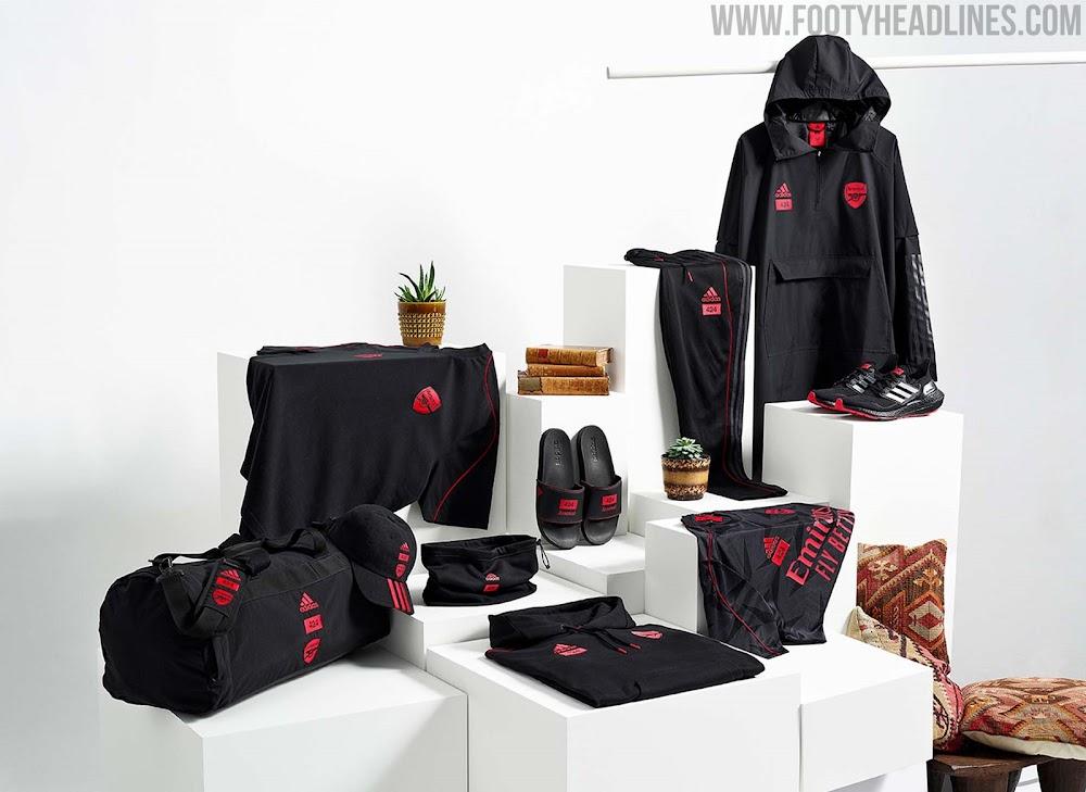 https www footyheadlines com 2021 03 adidas x 424 x arsenal kit collection html
