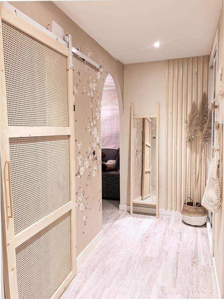DIY con cannage o muebles de rejilla_13