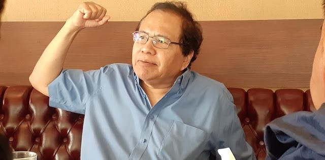 Rizal Ramli 'Diisolasi' Anasir Jahat Kekuasaan
