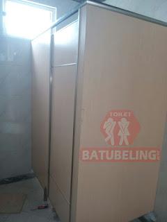 Toilet Cubicle Tol Sumo